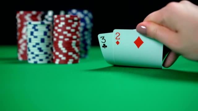 Weak Poker Player
